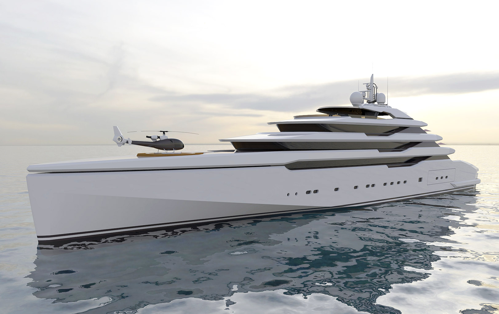 BOAT SUPER YACHT PRESS